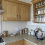 Bespoke kitchen cabinets