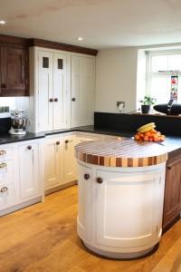 bespoke kitchen hand made