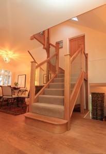 Hand Made Stairs