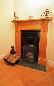 Hand Made Fireplace