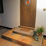 Bespoke Hand Made Solid Oak Door