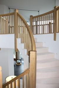 Bespoke wooden Stair Case