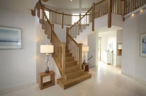 handmade staircases