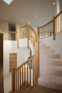 bespoke stair cases