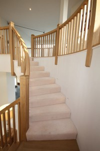 Hand Made stair case