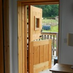 Bespoke handmade stable doors